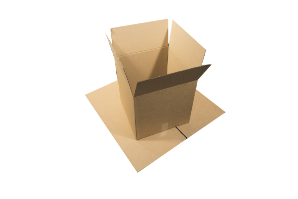 Single Walled Brown Cardboard Boxes